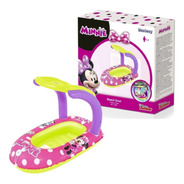 Bote Inflable Techo Minnie 112 Cm Int 91059 Bestway Playking