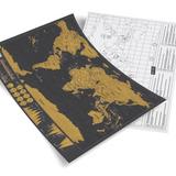 Mapa Mundi Viajero Grande Deluxe