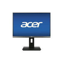 Acer - Serie B 24 Ips Led-lcd Monitor Hd - Gris Oscuro