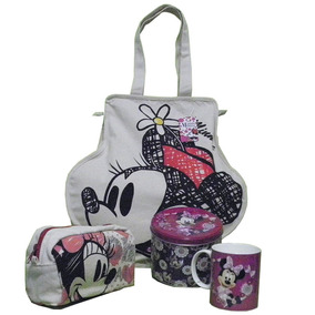 Kit Minnie Disney Super Fashion.