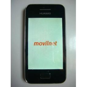 Telefono Huawei Modelo G-7300 Tactil Dañado