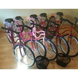 Bicicleta Full Dama Rodado 26 Mad Bicicletas