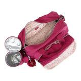 Bolsa Kipling Camama Babybag Para Maternidade Frete Gratis