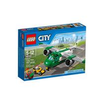 Lego City Aeropuerto: Avión De Mercancías (60101) - Pzs. 157