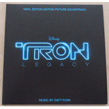 Daft Punk Tron Legacy Vinilo Nuevo Sellado De Fabrica!!!