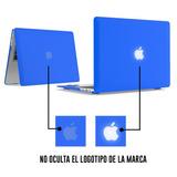 Carcasa Troqueladas+protector De Teclado Para Macbook Air 13