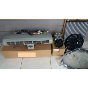 Kit Ar Condicionado Universal P/ Instalaçao Em Vans - Novo