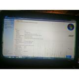 Acer Aspire E1-421 Detalle En La Pantalla