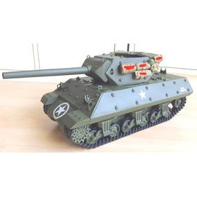 Tanque Rc 1/16 M10 Destroyer Wolverine - Sons,fumaça,luzes