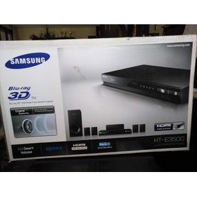 Blu-ray 3d Y Dvd, Home Entertainment System, Samsung, Nuevo