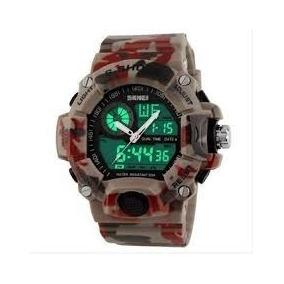 Relogio Camuflado Barato Skimei - Relógios no Mercado Livre Brasil a9f16d3208