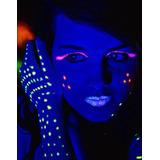 Refletor Led 20w Uv - Luz Negra - Festa - Balada - Fachadas