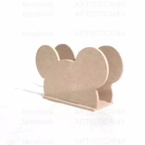 Servilletero Mickey Mouse - Fibrofacil - Souvenirs