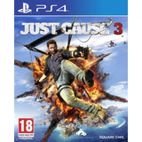 Just Cause 3 Ps4 - Tdlv