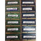 Memoria Ram 2gb Ddr3 Sodimm 1600mhz Y 1333mhz Para Notebook