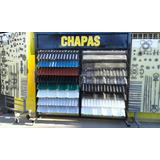 Chapas Cincalum 27( 6.00mt X 1,10mt) Y Otras En San Miguel