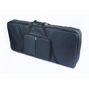 Capa Bag Para Teclado 6/8 Extra Luxo
