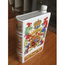 Libro Porcelana Sureda Petaca Anis Castillo De Chinchon