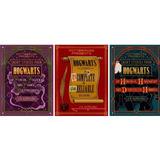 Historias Breves De Hogwarts Harry Potter Pdf / 3 Libros!!