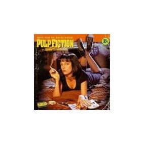 Vinilo Lp Pulp Fiction B.s.o Nuevo Sellado Uma Turman