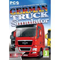 German Truck Simulator Dvd Rom