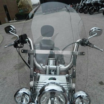 Harley Davidson Parabrisas Para Softail Del 2000 Al 2016
