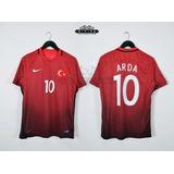 Camiseta Seleccion Turquia 16-17 Arda Turan