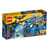Lbm Ataque Gélido De Mr. Freeze Lego - 70901