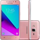 Smartphone Samsung Galaxy J2 Prime Tv Digital 8gb - Rosa