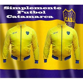 Campera Adulto Boca Juniors