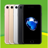 Apple Iphone 7 Plus 32gb - Cajas Selladas -4 Tiendas Fisicas
