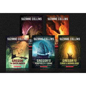 The Underland Chronicles Collection Suzanne Collins/box Set