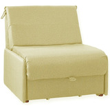 Sillon Sofa Cama Color Living Mod. Premium 1 Plaza 84-401