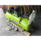 Compresor De Aire Tanque 100 Litros 3 Hp Uso Rudo 2018
