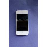 Celular Iphone 4s Sin Bandeja Para Chip Con Funda Incluida