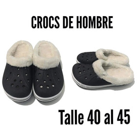 Crocs Corderito Hombre