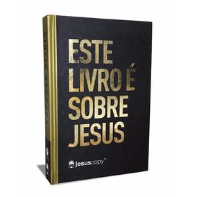 Bíblia Sagrada Jesus Copy Este Livro Sobre Jesus Nvt
