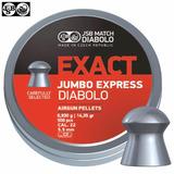 02 Chumbinho Jsb Exact Jumbo Express 5,5mm (500 Pcs) 14.35gr