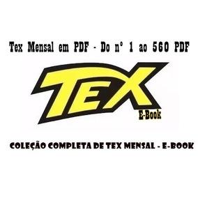 Gibi / Revista Tex Digital - Tex Mensal Completo