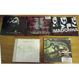 Vendo 3 Cd + Dvd De Madonna, Evanescence Y Coldplay