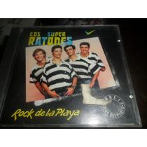 Cd Los Super Ratones Rock De La Playa Rock Argentino