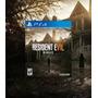 Resident Evil 7: Biohazard Ps4 Código Psn Lançamento 2ª