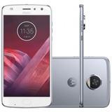 Smartphone Motorola Moto Z2 Play 64gb 4g Xt1710 Tela 5.5