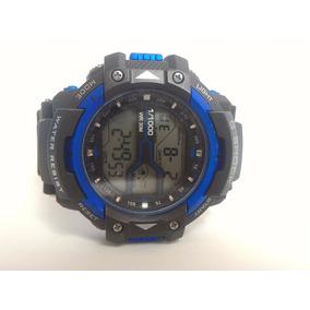 5f76ce38ca5 Relógio G Shock Preto Azul - Relógio Masculino no Mercado Livre Brasil