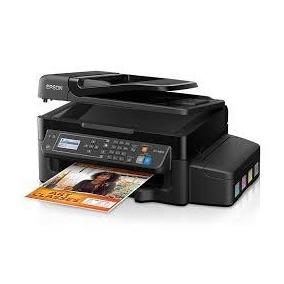 Impresora Multifuncional Epson Workforce Et4500 Wifi
