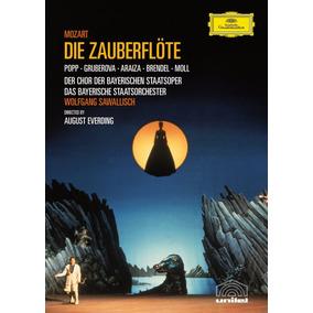 Mozart - La Flauta Magica - Popp & Gruberova - Dvd