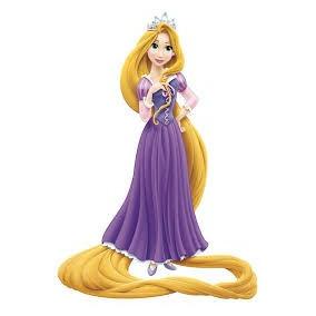 El Mas Bonito Vestido Rapunzel Con Corona Y Envio