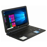 Notebook Hp 15-f233 Celeron N3050/4gb/500gb/dvdrw/15.6 /w10