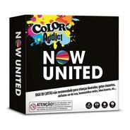 Jogo De Cartas Color Addict Now United