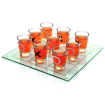 Juego De Gato Con Shots Para Juegos De Bar Con 9 Shots H1227